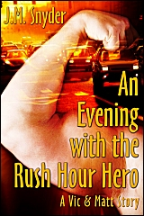 Cover for An Evening with the Rush Hour Hero