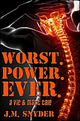 Cover for Worst. Power. Ever.